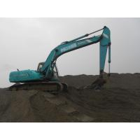 Best Original Turbo Used Kobelco Excavator SK200 - 6 Earth Moving With Hammer wholesale
