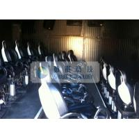 Best 20 Sets Individual / VIP Motion Chairs 5D Movie Theater , Special Effects wholesale