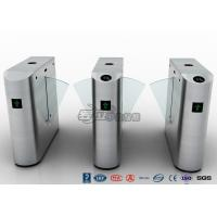 Best Security Subway Turnstile Barrier Gate , Automatic Half Height Turnstile wholesale
