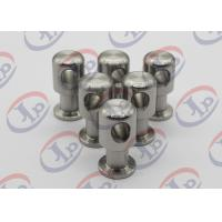 Best CNC Turning Custom Machined Parts 304 Stainless Steel Parts with Roughness Ra 1.6 wholesale