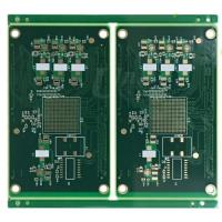 Best 4 layer FR-4 Multilayer PCB Circuit board Manufacturing with fast lead time wholesale