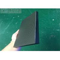 Best 1300Cd / sqm Brightness led screen module , SMD1010 outdoor led module Customized Size wholesale