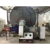 Best Gas Condensing Steam Boiler , Commercial Oil Fired Boilers For Rubber Industry wholesale