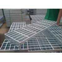 Best Durable Q235 Outdoor Galvanized Steel Stair Treads High Strength Material wholesale