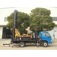 Best KW20 Portable Drilling Rig Machine Water Well Drilling Rigs Truck Mounted wholesale