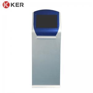 Best 17 Inch Floor Standing Interactive Self Service Information Kiosk wholesale