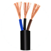 H05VV-F Flexible cable 3 core