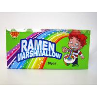 Best Delicious hand-pulled noddles mashmallow / taste soft and sweet / colorful mashmallow wholesale
