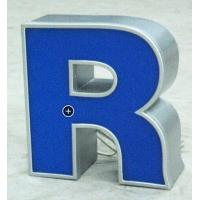 Details of custom acrylic frontlit led channel letter sign for Cheap channel letter signs