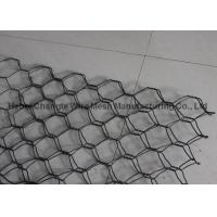 Buy cheap Galvanized Double Twisted Gabion Wire Mesh Baskets Wear And Abrasion Resistance from wholesalers