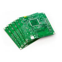 China OEM FR 4 Double Sided PCB Fabrication 2 Layer Circuit Board 5 Oz Immersion Silver on sale