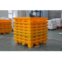 Best 4 Drum Spill Containment pallets , Spill Pallet and Spill Deck for IBC Drum Spill containments wholesale