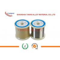 China Monel400 Copper Nickel Alloy Wire/ Strip Good Corrosion Resistance on sale