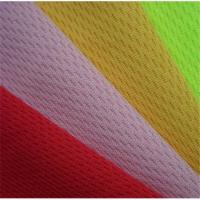 Cheap polyester bird eyes mesh/tricot fabric for sale