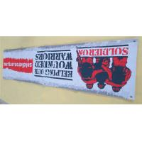 Best Large Outdoor PVC Vinyl Banners Durable Full Color Printing For Event wholesale