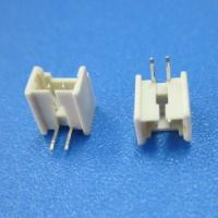 Cheap plastic wafer connector 2.0mm pitch size 90 degree type 2pin for sale