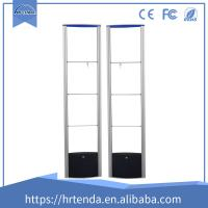 Best Aluminium Alloy EAS Retail Security System Detection Gate Sensor 8.2MHz Central Frequency wholesale