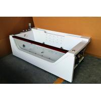 Cheap Computerized 70 Inche Mini Indoor Hot Tub Single Person Hot Tub With 12 Massage Air Jets for sale
