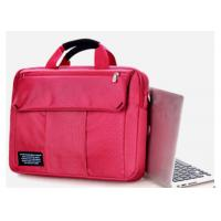 China Customized pretty 14 inch laptop bags , women computer bags for travel or office on sale