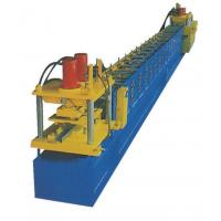 Steel CZ Shaped Purlin Roll Forming Machine with 16 Main Rollers Forming Stations