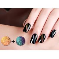 Best Odorless 5D Cat Eye Magnetic Nail Polish With GMP Cert / Led Nail Gel Polish wholesale