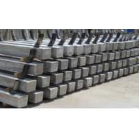 Best Al-Zn-In Alloy Anodes For Pilling / Piers / Offshore Platform wholesale