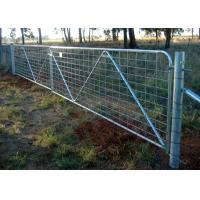 Best Livestock Chain Link Fence Gate New Zealand High Tensile And Light Weight wholesale