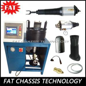 Best 30-170 Mm Crimping Range Hydraulic Hose Crimping Machine For Air Suspension Shock wholesale