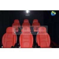 Best Pneumatic / Hydraulic Motion Theater Chair , Electronics Dynamic System wholesale