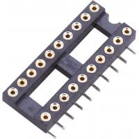 Best IC Socket SMT Round Pin Header H=3.0 L=7.43 Row of Pitch 15.24 Product spacing wholesale