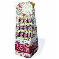 Best Eco-Friendly Candy Pop Display Stand For Almond Merchandise , 1450 X 450 X 400mm wholesale
