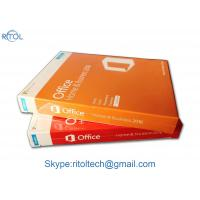 Cheap Multi Language Microsoft Office 2016 Versions , Office 2016 Retail Box DVD Online Activation for sale