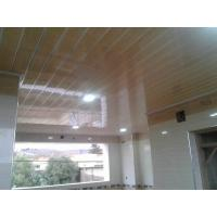 Best Light Weight PVC Wood Panels , Interior Pvc Cladding For Office / Hospital wholesale