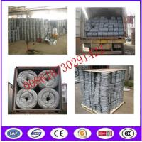 Buy cheap China galvanized barbed wire/ factory directly barbed wire for sale from wholesalers