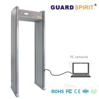 Best LED Light Bars multi zone door frame metal detector Bank Access Control With Battery wholesale