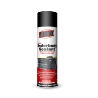 Best 500ml TUV Rubberized Undercoating Spray Tinplate Can For Quarter Panels wholesale