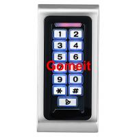 Best 12VDC Security Standalone Door Access Control wholesale