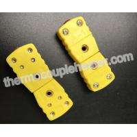 Quality Type K Mini Thermoplastic Thermocouple Connectors Male And Female wholesale