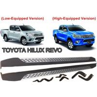 Best Sport Sytle Car Side Step For Toyota All New Hilux 2015 2016 2017 Revo Running Boards wholesale