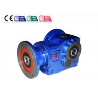 Quality Industrial Bevel Gear Reducer B5 Install For Mobile Crusher Conveyor wholesale
