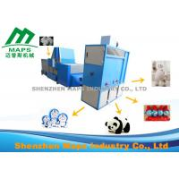Best Polyester Fiber Soft Toy Filling Machine , Bear Stuffing Machine 40 R / Min Rotate Speed wholesale