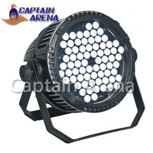 Best RGBW Par LED Light/ LED Par Lighting72 x 3W Housing AC100 - 240V wholesale