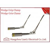 Best Harden Aluminum Porcelain Wedge Grip Clamp Conduit Tools Stainless Solid Bail wholesale