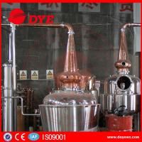 Best Frequently Used Steam Ethanol Distiller Vodka Distilling Equipment wholesale
