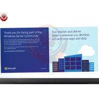 Best Full Version 2016 Windows Server Operating System Standard Retail Box wholesale