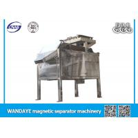 Best Stainless Steel Slon Magnetic Separator , Automatic Magnetic Separator wholesale