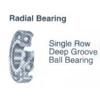 Best one side shielded single row deep groove radial ball bearings wholesale