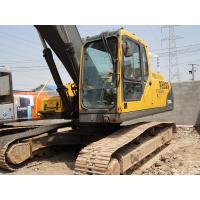 Best Second Hand Crawler Hydraulic Excavator Volvo EC240BLC 600MM Shoe Size wholesale