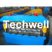 Best Metal Trapezoidal Roof Panel Roll Forming Machine for Making Trapezoidal Roof Panel wholesale