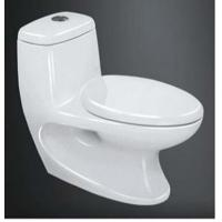 Cheap Eco-friengd one piece ceramic wc dual flush squat unique toilet bowl for sale
